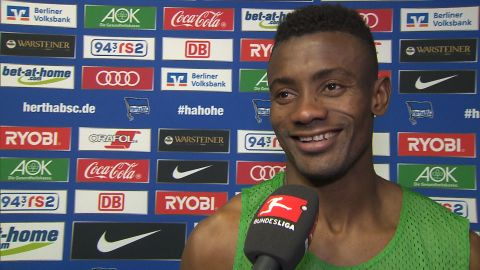 "Watch: Kalou: ""We want to qualify for Europe"""