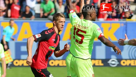 Watch: Freiburg 1-0 Mainz - highlights