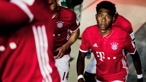 Bayern's Alaba doubtful for Dortmund DFB Cup clash