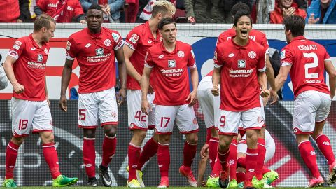 Watch: Mainz 1-0 Hertha Berlin - highlights