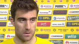 Watch: Sokratis: 'My goal was for Marc'