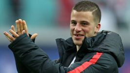 Leipzig's Demme loses tooth against Freiburg
