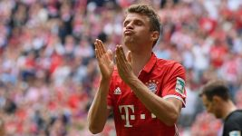 Bayern's 'chests pumped' for Dortmund semi-final