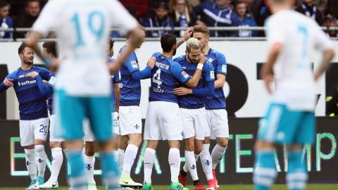 Darmstadt 2-1 Schalke - As it happened!