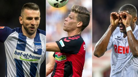 From 5th to 12th: the Bundesliga's race for Europe