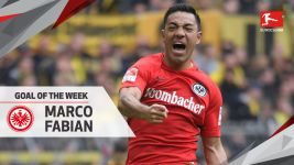 Watch: Fabian's cracker wins Goal of the Week