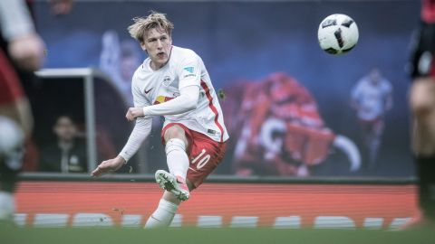 Emil Forsberg: the Bundesliga's assist king