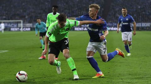 Schalke 3-2 Ajax (3-4) - as it happened!
