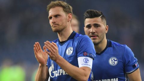 Schalke vs Leipzig: Line-ups and statistics
