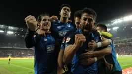 Hoffenheim seal European place!