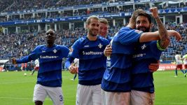 Watch: Hamburg 1-2 Darmstadt - highlights