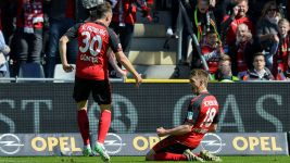 Freiburg up to sixth with Leverkusen win