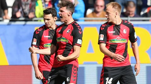 Watch: Freiburg top 10 goals 2016/17