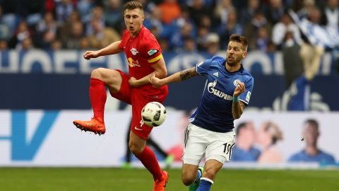 Watch: Schalke 1-1 Leipzig - highlights