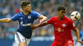 Schalke 1-1 Leipzig - as it happened!