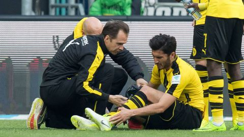 Sahin injury not as bad as feared