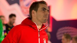 Lahm: 'I want to try and enjoy my final weeks'