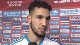 "Watch: Bentaleb: ""Could've won by more!"""