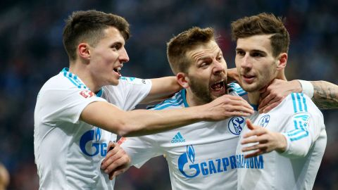 Schalke mit voller Ösi-Power
