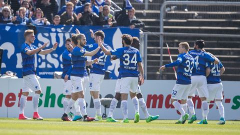 Watch: Darmstadt 3-0 Freiburg - highlights