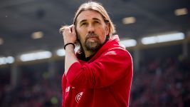 Mainz part ways with coach Schmidt