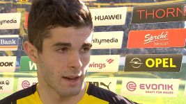 "Watch: Pulisic: ""We can't make excuses"""