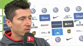 "Watch: Lewandowski: ""Won the most important title"""