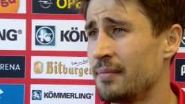 "Watch: Bojan: ""We were better in the second half"""