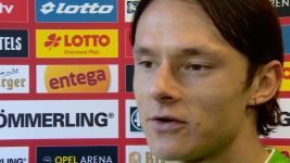 "Watch: Schulz: ""I'm happy to help the team"""