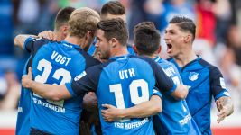 Hoffenheim's historic heights