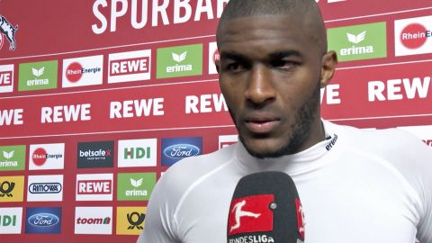"Watch: Modeste: ""A great game for the fans"""