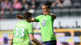 Watch: Frankfurt 0-2 Wolfsburg - highlights