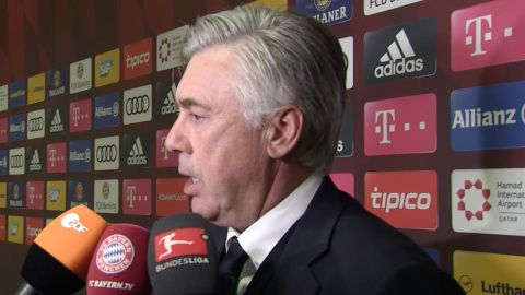 "Watch: Ancelotti: ""Hard to find motivation"""