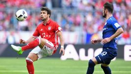 "Bernat: ""We'll try to win it all next year"""