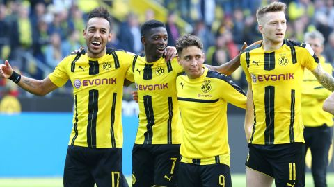 Dortmund out to end tough season on a high note