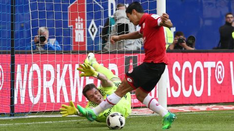 Watch: Hamburg 0-0 Mainz - highlights