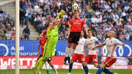 Hamburg and Mainz all-square in relegation fight