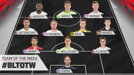 Matchday 32: Team of the Week
