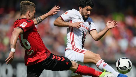Ingolstadt down after draw