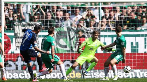 Watch: Bremen 3-5 Hoffenheim - highlights