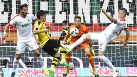 Previous meeting: Augsburg 1-1 Dortmund
