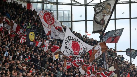 St. Pauli to reward fans with free beer