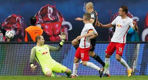 Watch: Leipzig 4-5 Bayern - highlights