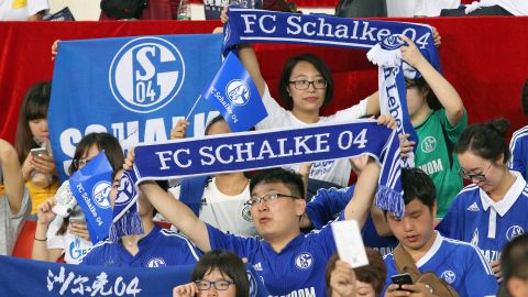 World Tour 2017 - Schalke