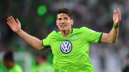 "Mario Gomez: ""There's no way we're going down"""