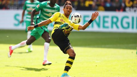 Dortmund seal third as Bremen miss out on Europe