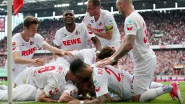Watch: Cologne 2-0 Mainz - highlights