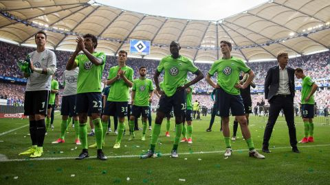 Wolfsburg face Braunschweig in relegation play-off