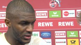 "Watch: Modeste: ""I'm very emotional today"""