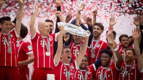 Bayern Munich 2016/17 season review